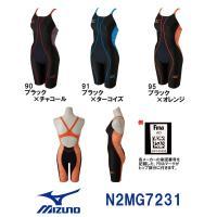 N2MG7231 MIZUNO(ミズノ) レディース競泳水着 FX・SONIC ソニックフィットAC...