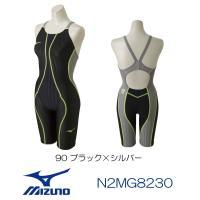 MIZUNO ミズノ 競泳水着 レディース fina承認 ハーフスーツ FX・SONIC SONIC...