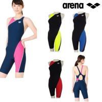 送料無料 ORI-0366W ARENA(アリーナ) レディース競泳練習水着 タフスーツ タフスキン...