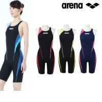 ORI-0401W ARENA(アリーナ) レディース競泳練習水着 タフスーツ タフスキン・ハーフス...