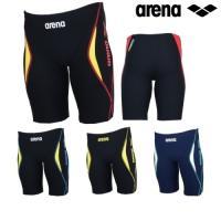 送料無料 ORI-0411 ARENA(アリーナ) メンズ競泳練習水着 タフスーツ タフスキン スパ...