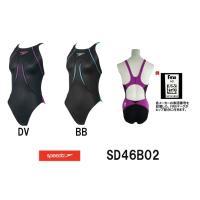 SD46B02 SPEEDO(スピード) レディース競泳水着 Fastskin XT Active ...