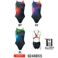 SD46B55 SPEEDO(スピード) レディース競泳水着 Fastskin XT-W ウィメンズ...