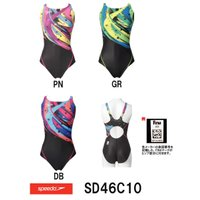 ●●SD46C10 SPEEDO(スピード) レディース競泳水着 Fastskin XT-W ウイメ...