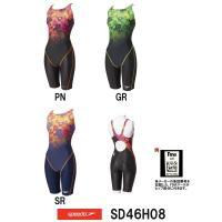 ●●SD46H08 SPEEDO(スピード) レディース競泳水着 Fastskin XT-W ウイメ...