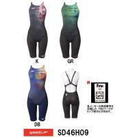 ●●SD46H09 SPEEDO(スピード) レディース競泳水着 Fastskin XT-W ウイメ...