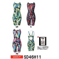 ●●SD46H11 SPEEDO(スピード) レディース競泳水着 Fastskin XT-W ウイメ...