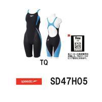 送料無料 SD47H05 SPEEDO(スピード) レディース競泳水着 Fastskin XT Pr...