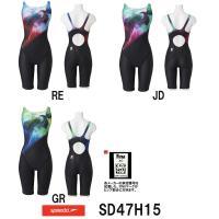 送料無料 SD47H15 SPEEDO(スピード) レディース競泳水着 Fastskin XT-W ...