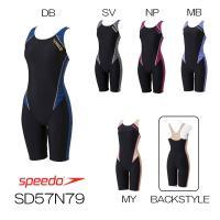 SD57N79 SPEEDO(スピード) レディースフィットネス水着 COMFOFLEX×ライトスト...