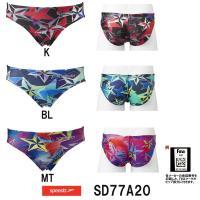 SD77A20 SPEEDO(スピード) メンズ競泳水着 FLEX Σ メンズショートブーン 男性用...