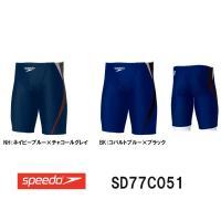 ●●SD77C051 SPEEDO(スピード) メンズ競泳水着 FLEX Σ メンズジャマー 男性用...
