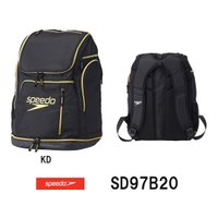 SD97B20 SPEEDO(スピード) スイマーズリュック(L) 水泳/スイミング/バックパック