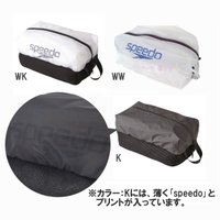 SD97B75 SPEEDO(スピード) Workout Double Pouch プルーフポーチ/...