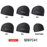 SD97C41 SPEEDO(スピード) トリコットキャップ 水泳帽/スイムキャップ/スイミング/プ...