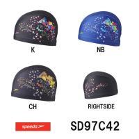 SD97C42 SPEEDO(スピード) トリコットキャップ 水泳帽/スイムキャップ/スイミング/プ...