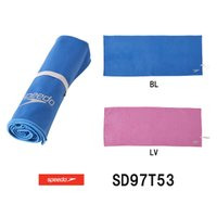 SD97T53 SPEEDO(スピード) ドライスイムタオル(M) 水泳/スイミング/水泳小物/吸汗...