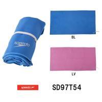 SD97T54 SPEEDO(スピード) ドライスイムタオル(L) 水泳/スイミング/水泳小物/吸汗...