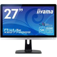 iiyama 27型ワイド液晶ディスプレイ XB2779QQS ブラック XB2779QQS-S1