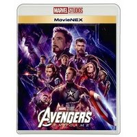 アベンジャーズ エンドゲーム MovieNEX ブルーレイ+DVDセット 送料無料