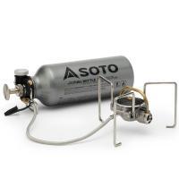 ブランド:SOTO/ソト モデル:MUKAストーブ SOD-371  寸法 幅135×奥行135×高...