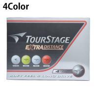 ブリヂストン ゴルフボール ツアーステージ TOURSTAGE エクストラディスタンス EXTRA DISTANCE 1ダース 12個入り|himaraya|02