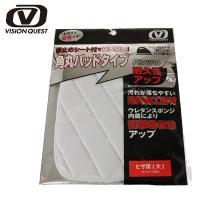 ビジョンクエスト VISION QUEST 野球 パット ひざ メンズ ヒザパット 大パッド 1枚入り VQ550405E02
