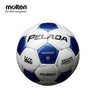 モルテン molten サッカーボール 4号球 小学校用 ジュニア  ペレーダ4000 F4P4000-WB 検定球
