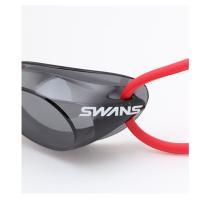 スワンズ SWANS FINA承認 ノンクッション スイミングゴーグル メンズ レディース ジュニア 競泳用ノンクッションゴーグル SR-1N EV|himaraya|06