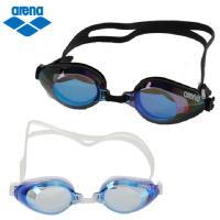 アリーナ arena 水泳 ゴーグル くもり止めスイムミラーゴーグル AGL-550MPA|himaraya