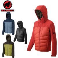 異素材を組み合わせた新感覚のハイブリッド・インサレーションジャケットの登場です。身頃には耐久性に優れ...