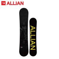 アライアン ALLIAN スノーボード 板 メンズ レディース フリースタイルボード PRISM INVISIBLE スノーボード スノボ ボード 2017 16/17