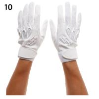 エスエスケイ SSK 野球 バッティンググローブ 両手用 メンズ プロエッジ高校野球対応手袋 EBG3000W|himaraya|03