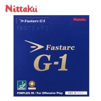 ニッタク Nittaku 卓球ラバー 裏ソフト テンション系 FASTARC G-1 ファスターク G-1 NR-8702