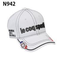 ルコック le coq sportif ゴルフ メンズ マーカー付コットンツイルキャップ QG0264 himaraya 04