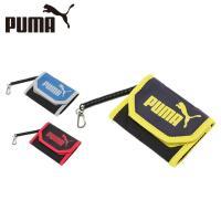 プーマ PUMA 財布 ファンダメンタルズJ ウォレット 74349