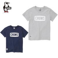 【NEW!2017春夏新作アイテム】 断とつの人気デザイン。 CHUMSの大定番のロゴTシャツです。...
