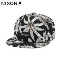 ニクソン NIXON キャップ メンズ レディース TROPICS SNAPBACK HAT スナップバックハット C2440005