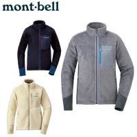 モンベル フリース レディース クリマエア ジャケット 1106528 mont bell mont-bell