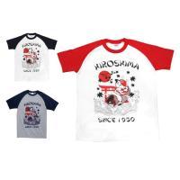 野球 鯉坊や ラグランTシャツ koibouya-RT 広島カープ|himaraya