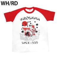 野球 鯉坊や ラグランTシャツ koibouya-RT 広島カープ|himaraya|02