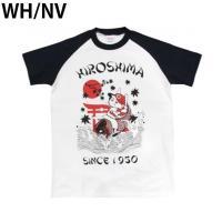 野球 鯉坊や ラグランTシャツ koibouya-RT 広島カープ|himaraya|03