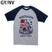 野球 鯉坊や ラグランTシャツ koibouya-RT 広島カープ|himaraya|04