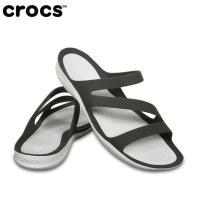 クロックス サンダル レディース Women's Swiftwater Sandal スウィフトウォーター サンダル ウィメン 203998 06X crocs