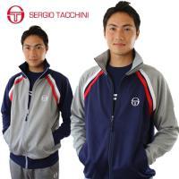 セルジオタッキーニ テニスウェア メンズ スウェットジャケット トラックジャケット ST530315H06 SERGIO TACCHINI セルジオ タッキーニ