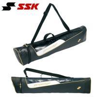 エスエスケイ SSK 野球 バットケース メンズ レディース proedge プロエッジ バットケース 2-3本用 EBH5004