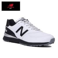 ニューバランス ゴルフシューズ スパイクレス メンズ MGS574 V2 MGS574W2 D new balance