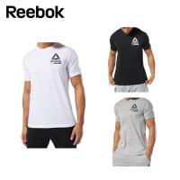 リーボック Reebok スポーツウェア 半袖 メンズ ワンシリーズ SpeedWick MOVE スピードウィック ムーヴ Tシャツ FLG81