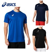 アシックス バレーボールウェア 半袖シャツ メンズ ショートスリーブトップ 2053A046 asics