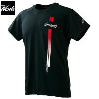 ニシ 陸上 ウェア 半袖Tシャツ メンズ レディース アスリートプライドSS N63-080-07 NISHI